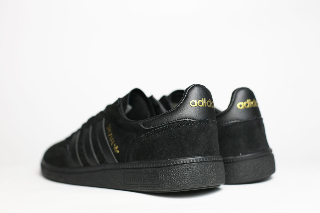 кроссовки Adidas Spezial Triple Black