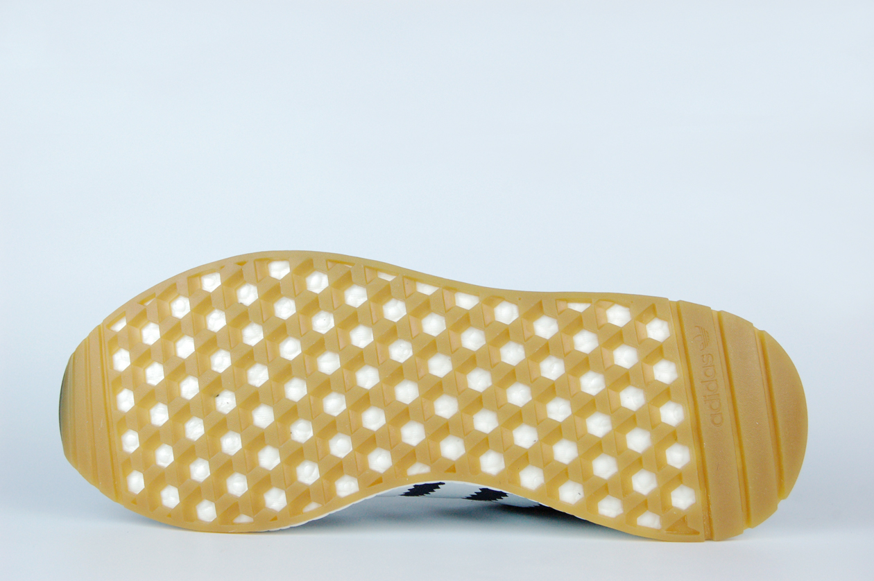кроссовки Adidas Iniki Runner Boost Navy / White