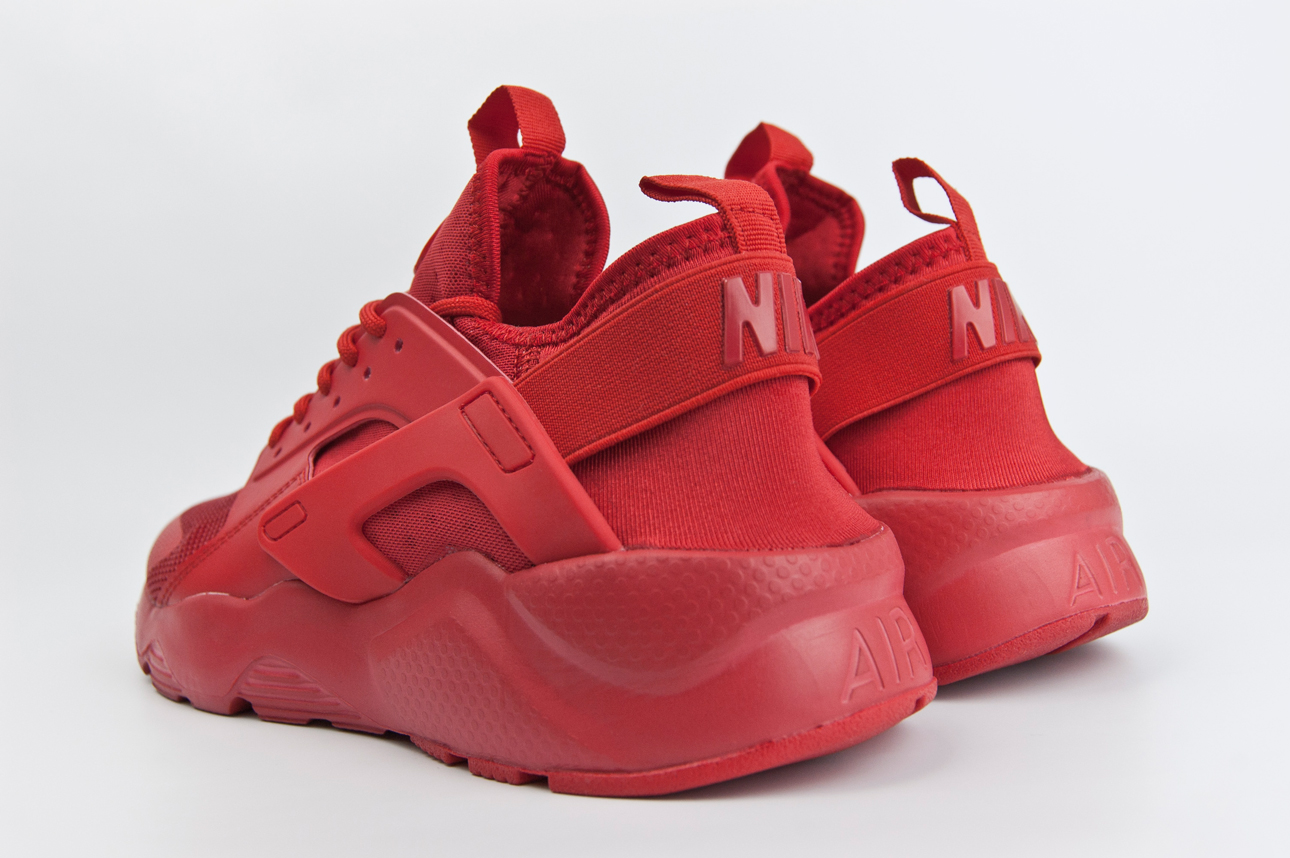 Кроссовки Nike Air Huarache Ultra Red