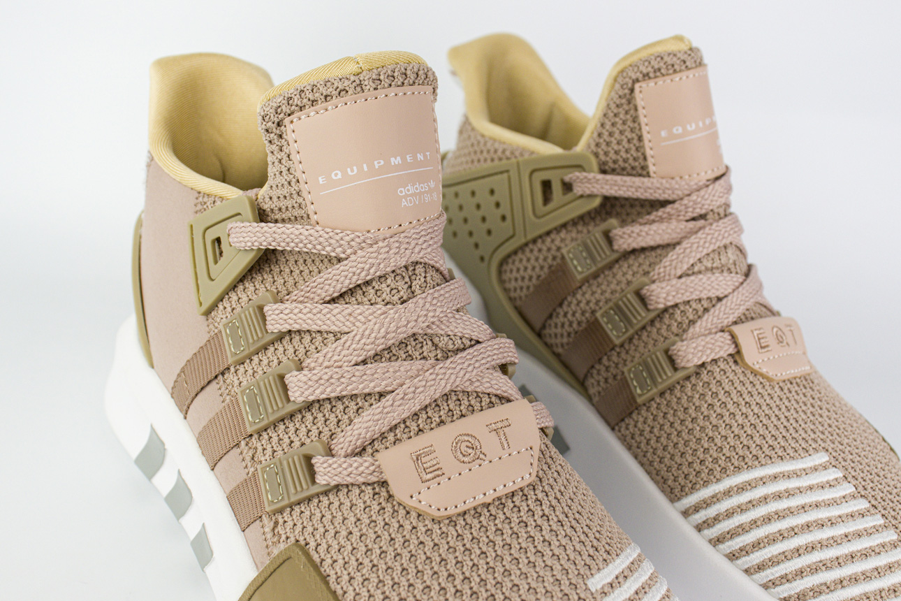 кроссовки Adidas EQT Bask ADV Peach