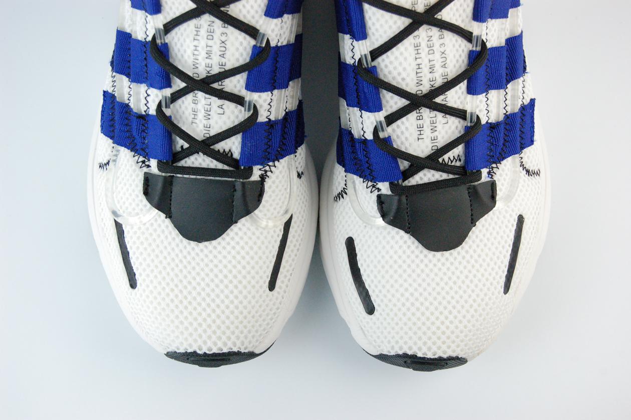 кроссовки Adidas LXCON White / Blue
