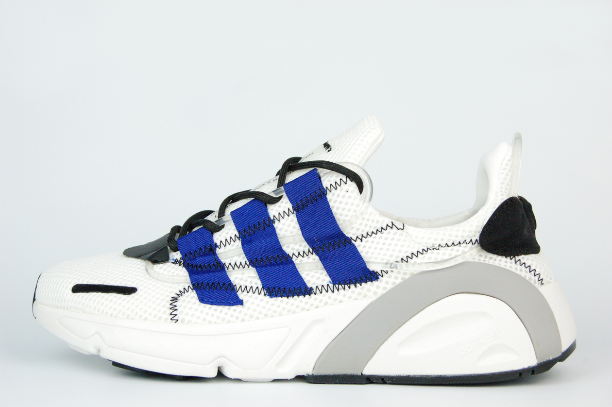 кроссовки Adidas LXCON White / Blue