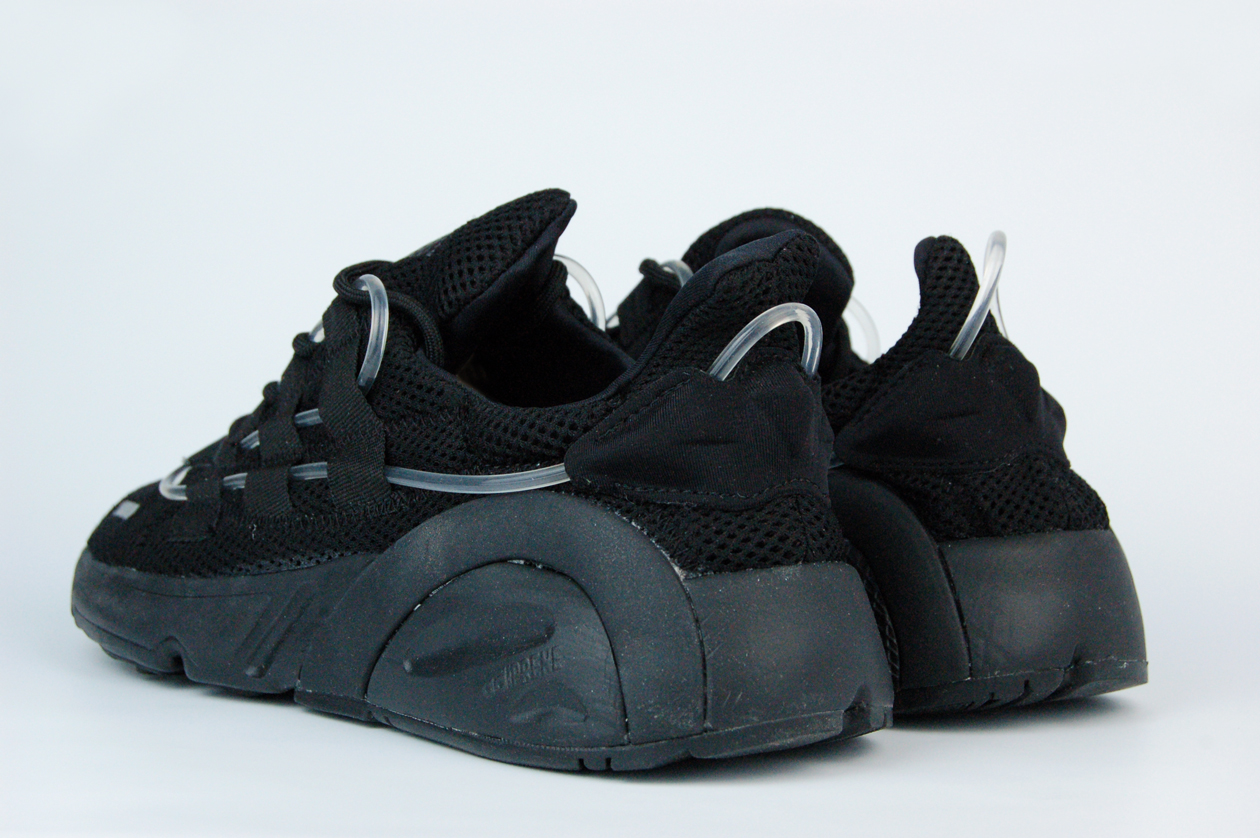 кроссовки Adidas LXCON Triple Black