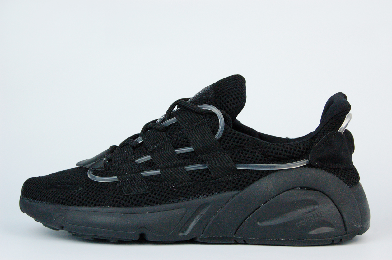 кроссовки Adidas LXCON Triple Black