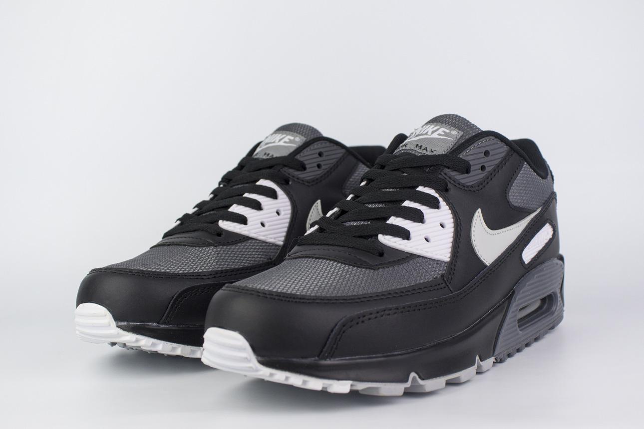 кроссовки Nike Air Max 90 Black / White