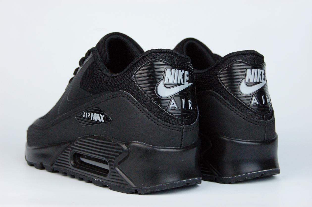 кроссовки Nike Air Max 90 Triple Black