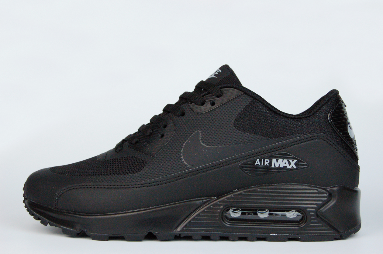 кроссовки Nike Air Max 90 Triple Black