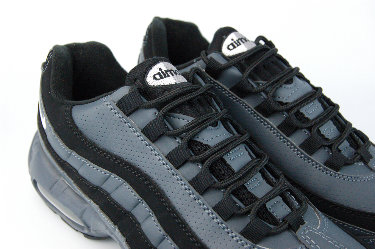 кроссовки Nike Air Max 95 Black / Grey