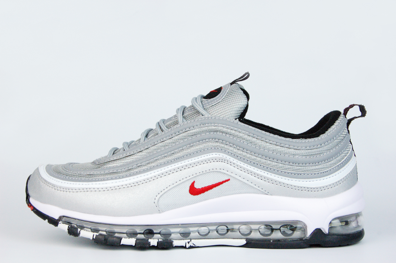 кроссовки Nike Air Max 97 Silver Bullet