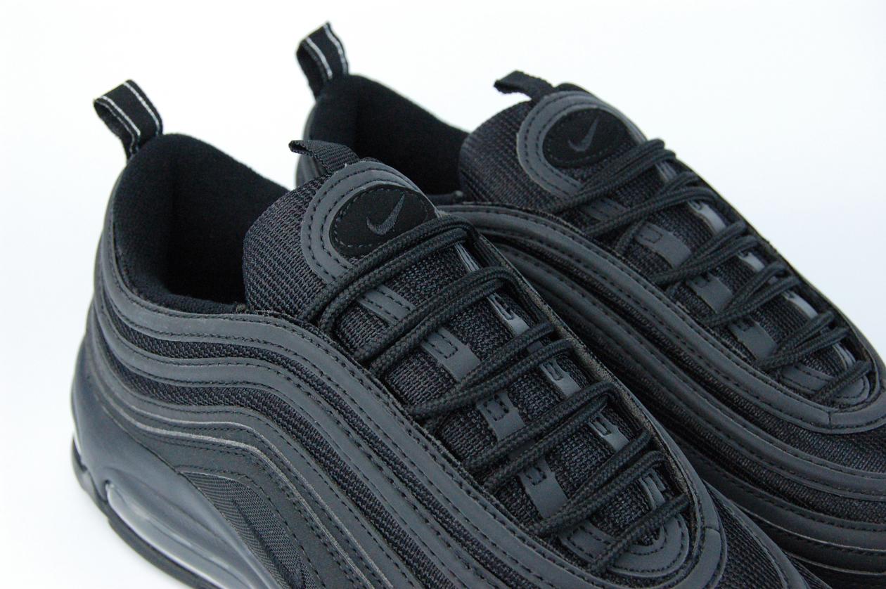 кроссовки Nike Air Max 97 Triple Black