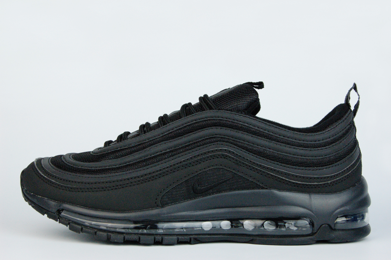 кроссовки Nike Air Max 97 Triple Black