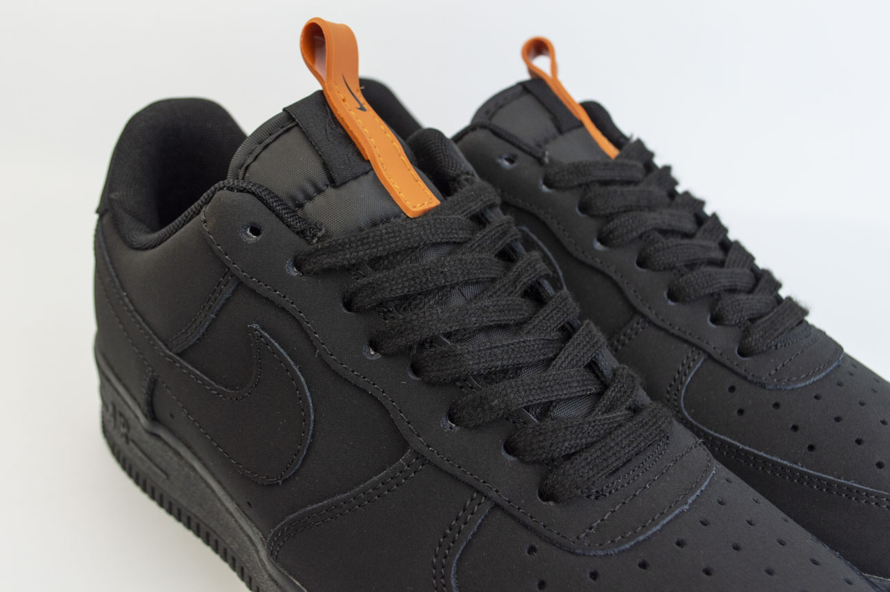кроссовки Nike Air Force 1 Low Black