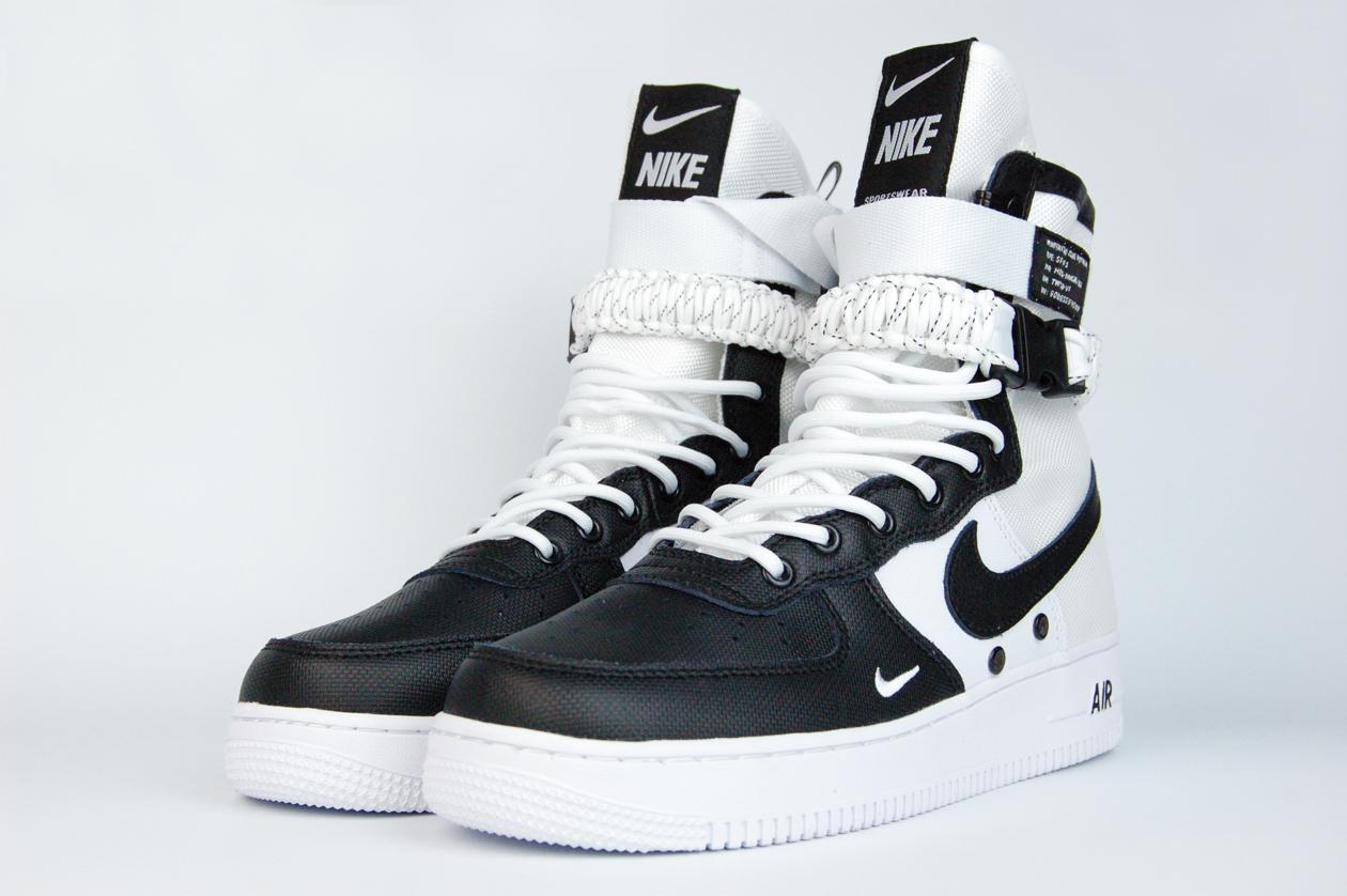 кроссовки Nike SF Air Force 1 High Panda