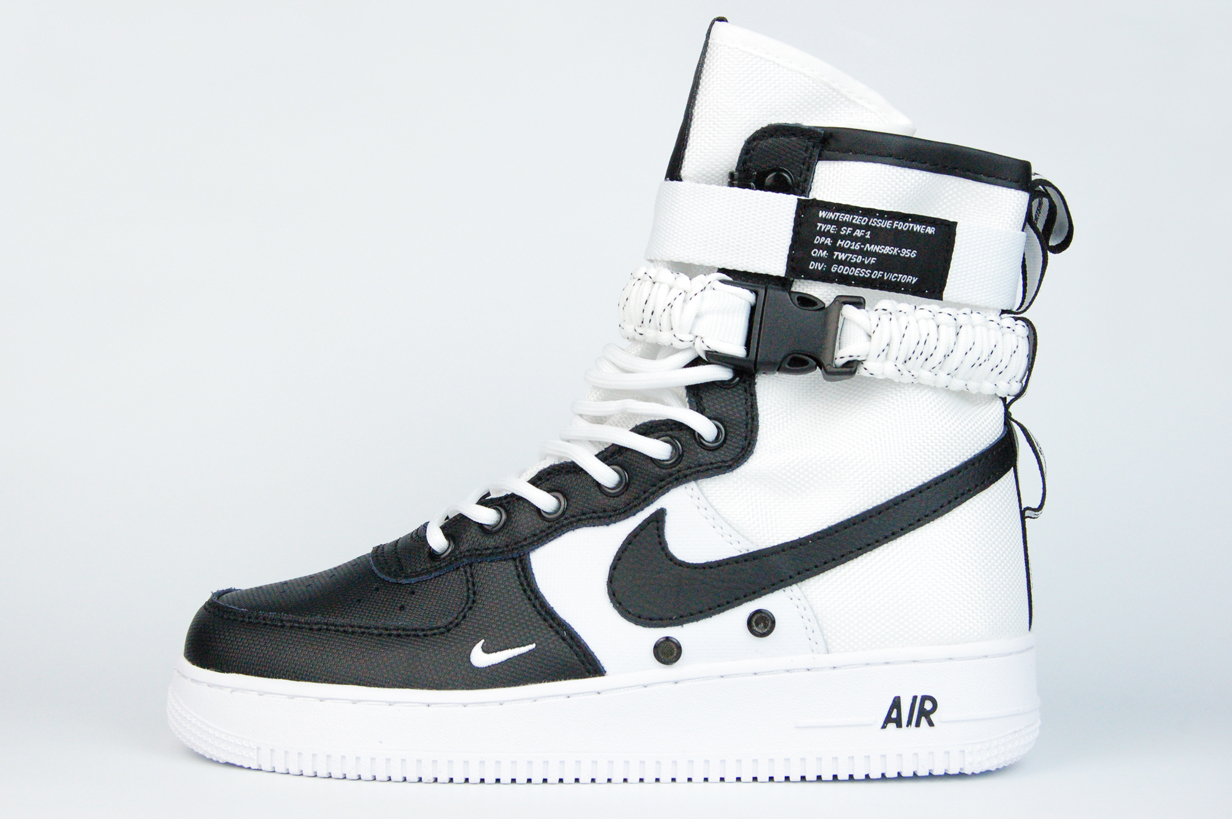 кроссовки Nike SF Air Force 1 High Panda