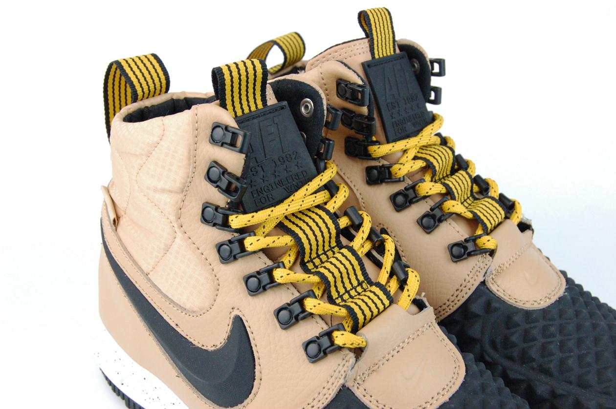 кроссовки Nike Lunar Force 1 Duckboot 17 Black Tan