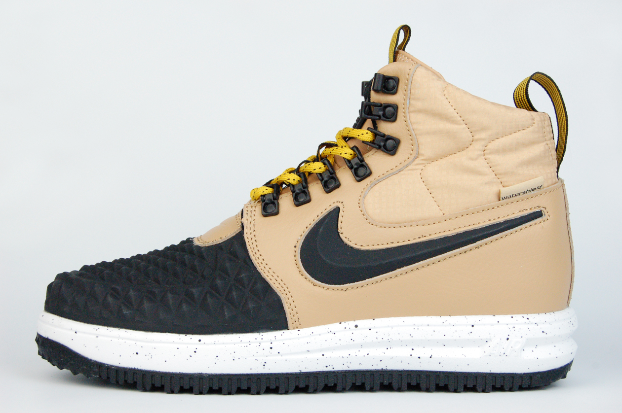 кроссовки Nike Lunar Force 1 Duckboot 17 Black Tan