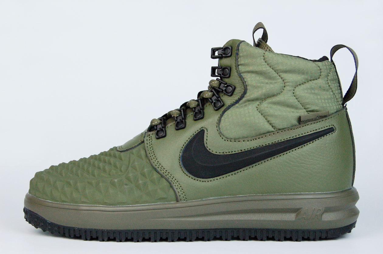 кроссовки Nike Lunar Force 1 Duckboot 17 Green