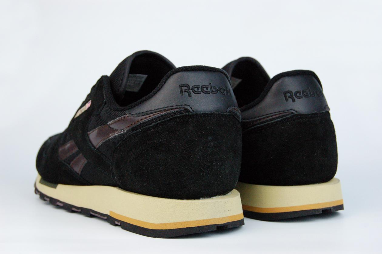 кроссовки Reebok Classic Utility Black