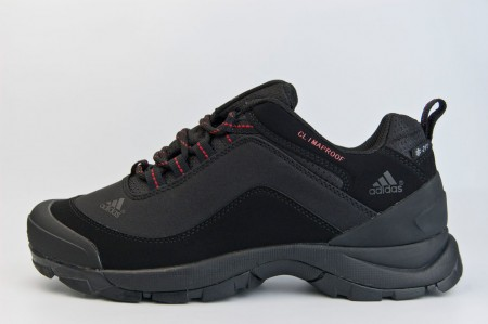 кроссовки Adidas Climaproof Black / Red Laces