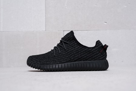 Кроссовки Adidas Yeezy 350 boost Black