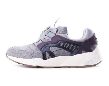 Кроссовки Puma Disc Blaze Felt Potting Soil Brown