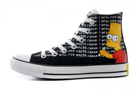 Кеды Converse The Simpsons