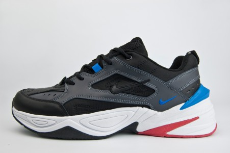 Кроссовки Nike M2K Tekno Black / White / Red