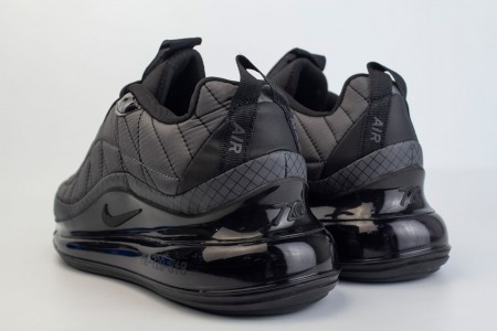 Кроссовки Nike MX-720-818 Black / Grey